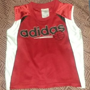 Boys 2t Adidas Shirt